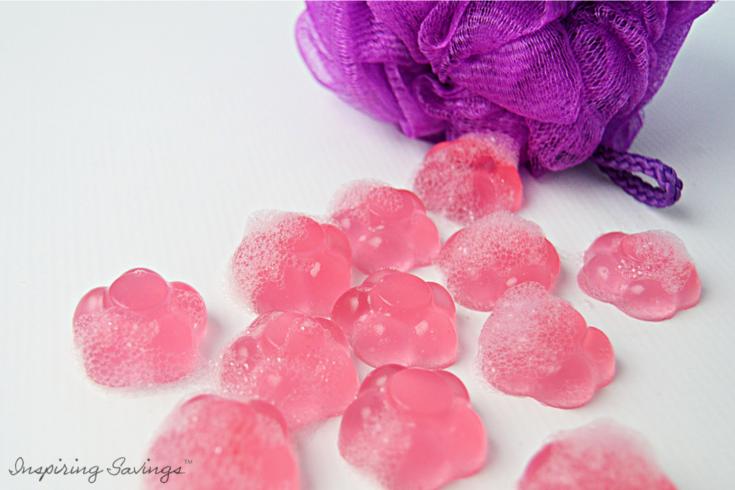 Homemade Shower Jelly Recipe