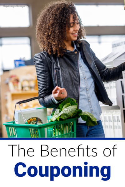 Benefits of couponing