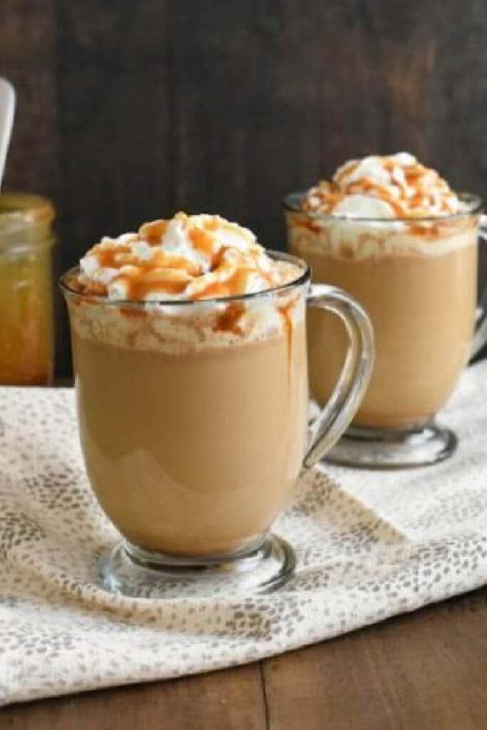 Caramel Brulee Coffee