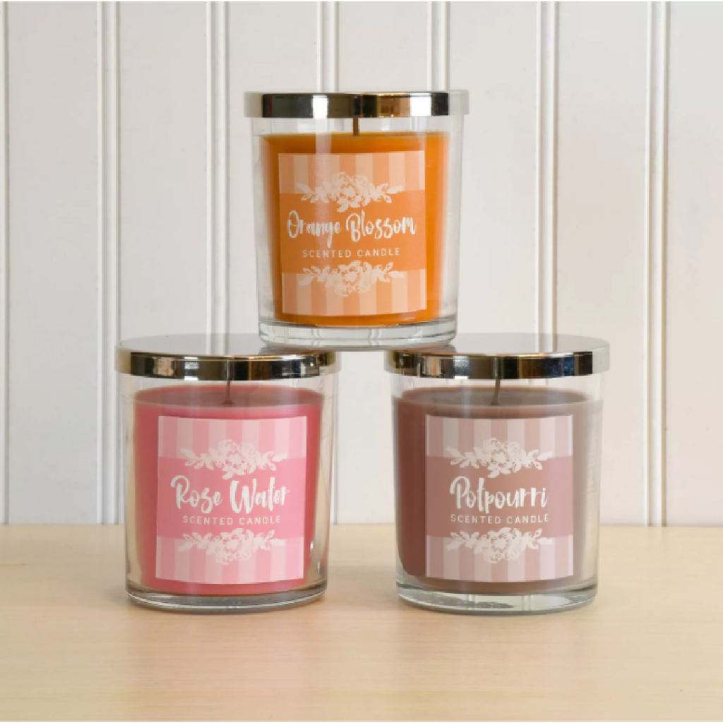 Fresh Collection Scented Candle