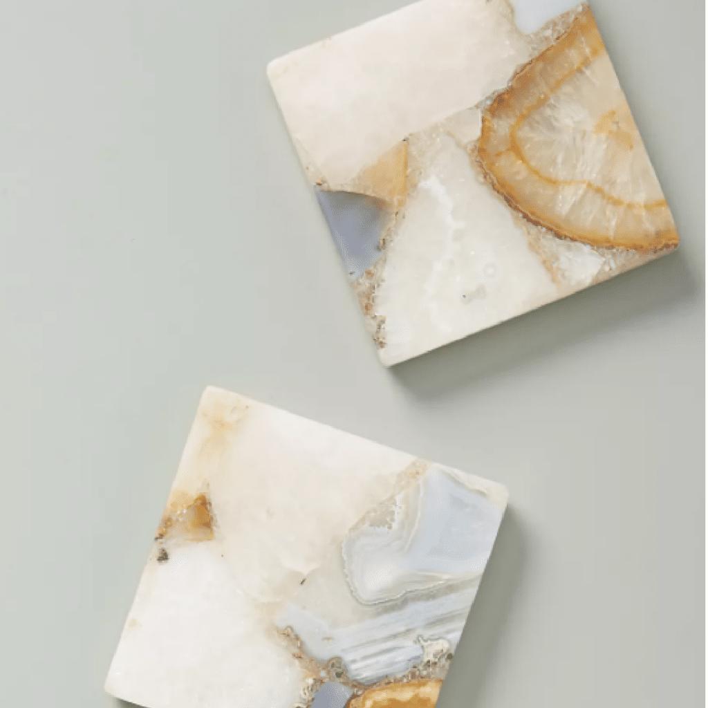 Morgan Agate Coasters