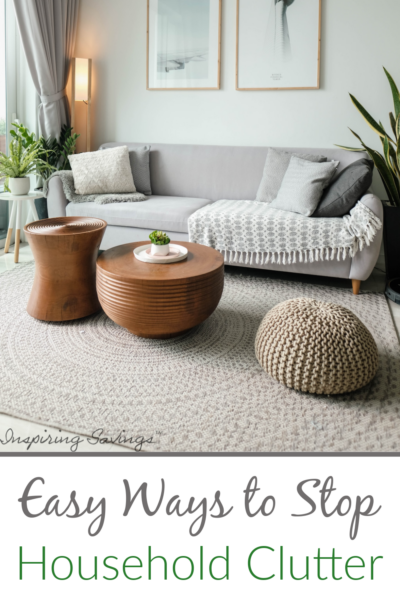 Easy Ways to stop Household clutter