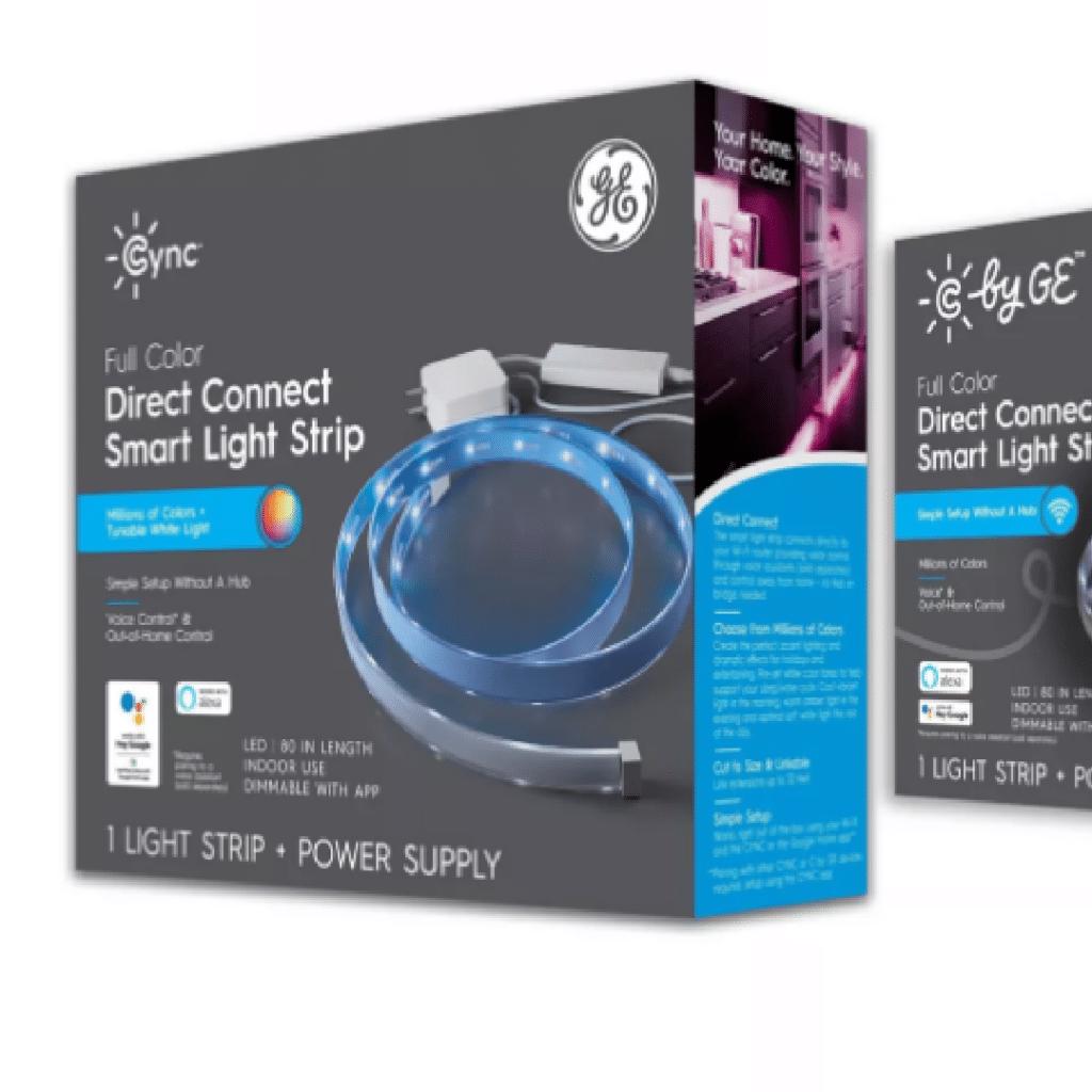 GE Full Color Smart LED Light