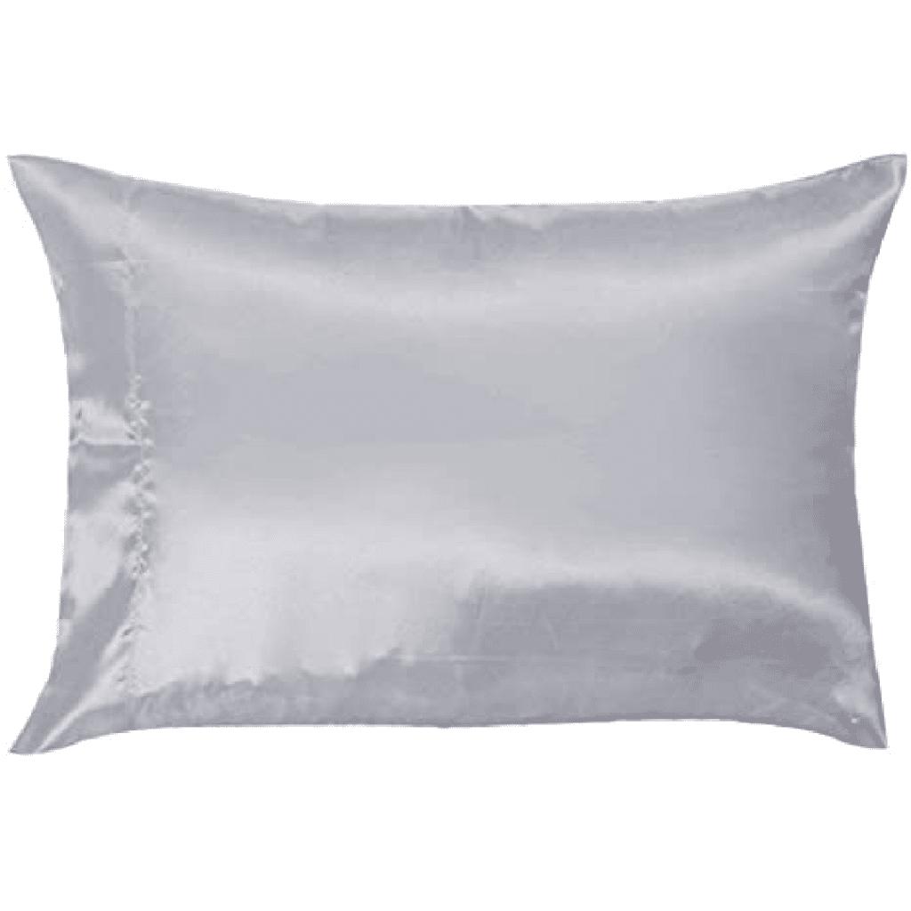 Silver Silk Pillow Case - Gifts for women