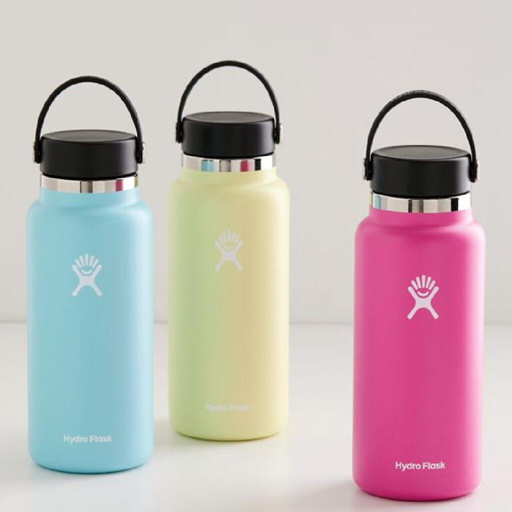 Hydroflask wide mouth waterbottle