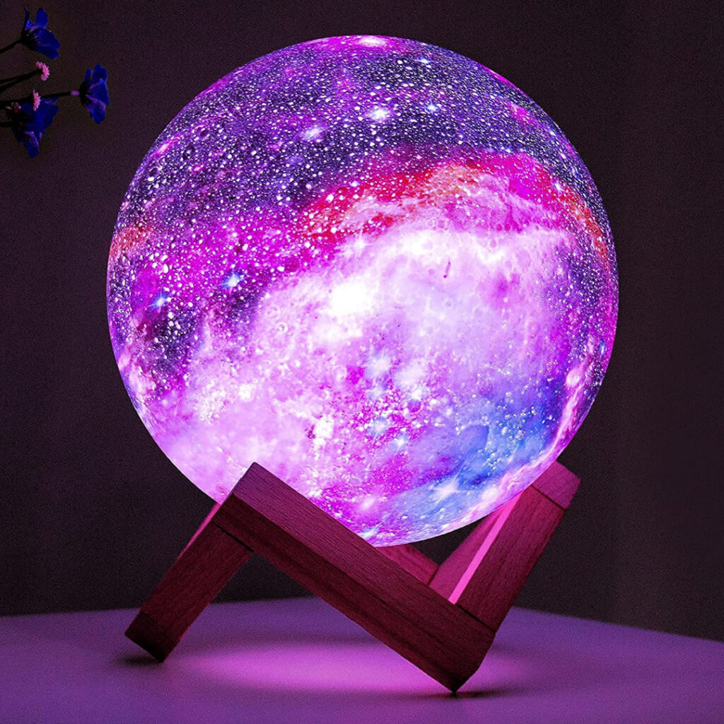 Brightworld Moon Lamp for teens