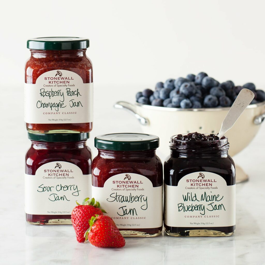 Jelly Sampler Set from Stonewall Kitchen