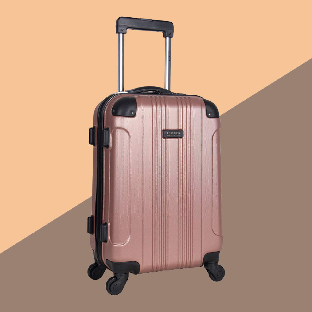 Kenneth cole suitcase - Holiday Gift Ideas for the grandparents