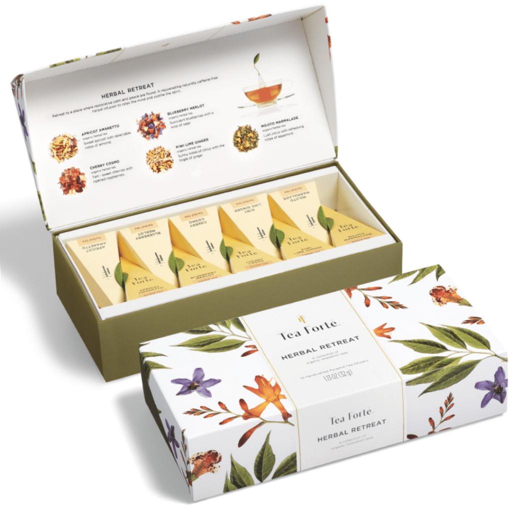 Tea Forte Sampler Kit