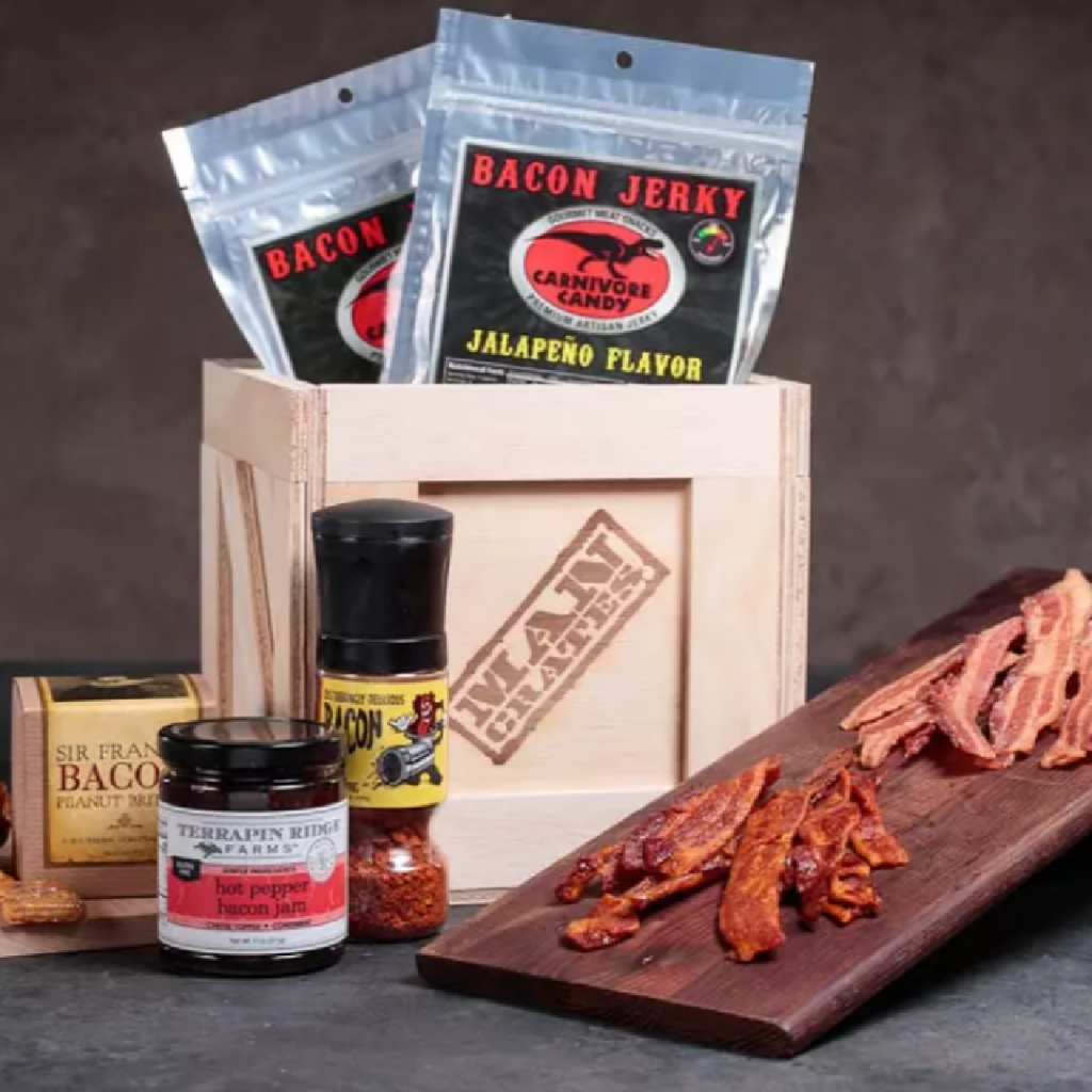 The bacon Crate
