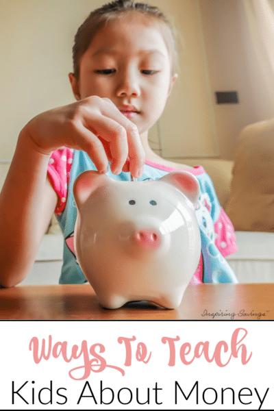 Ways to teach Kids about Money